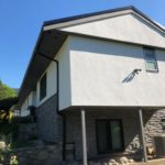 Exterior painting services in Burnaby